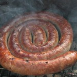 Desperately seeking… boerewors