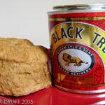 Black treacle scones