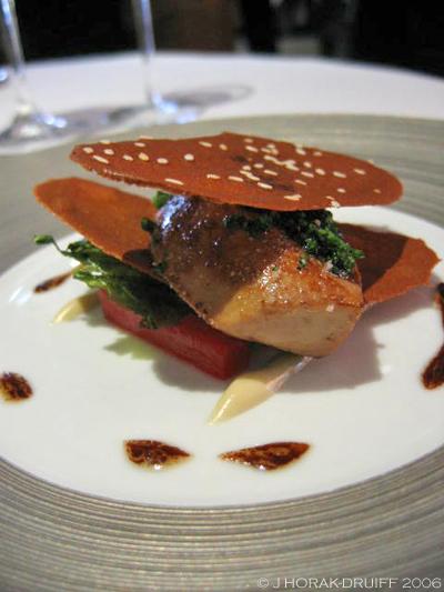The Fat Duck foie gras
