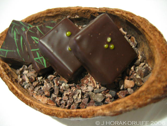 The Fat Duck chocolates