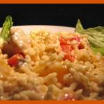 Curried chicken salad – Food for a heatwave Part I