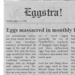 Eggstra, Eggstra, read all about the EoMEoTE#17 roundup!