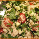 Easy tabbouleh a la Cooksister – Food for a heatwave Part II
