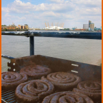 South African chakalaka by the Thames – Scenes from a braai III