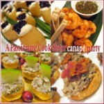 Win a canapé party for you and your friends!