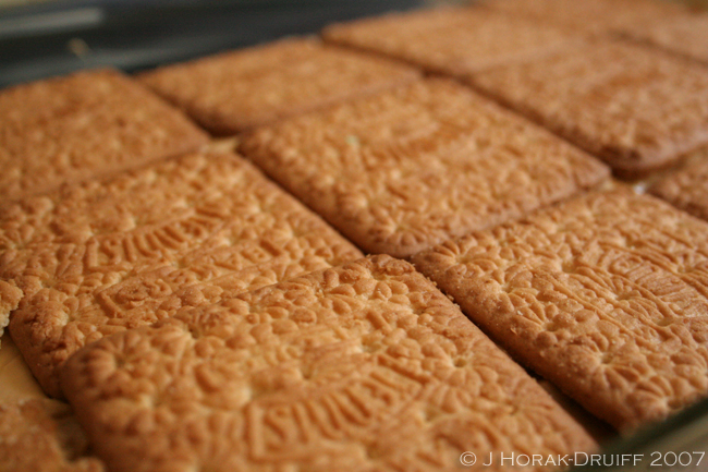 South African Tennis biscuits