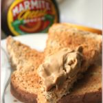 Marmite cheese spread – this could be heaven or this could be hell!