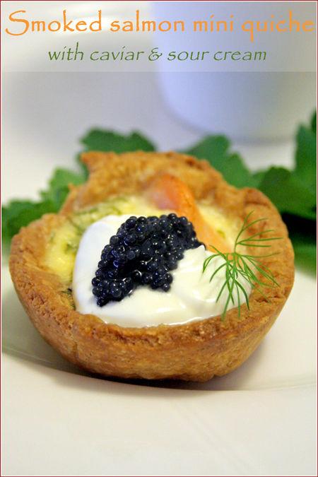 Smoked-salmon-mini-quiche