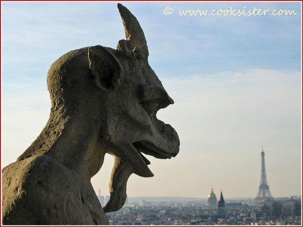 Paris-Gargoyle