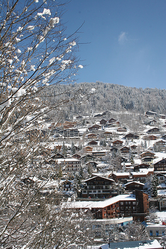 Village of Morzine
