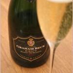 Graham Beck Brut Blanc de Blancs 2001 – and a toast to Barbara!