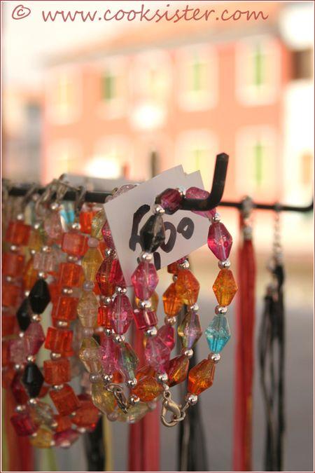 Burano jewellery