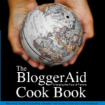 The BloggerAid Cook Book has arrived!