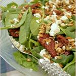 SpinachFetaSalad