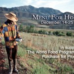 Menu for Hope 6 goes live – bid, bid, bid!