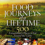 Food Journeys of a Lifetime – want to win this book?
