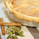 South African melktert (milk tart) revisited