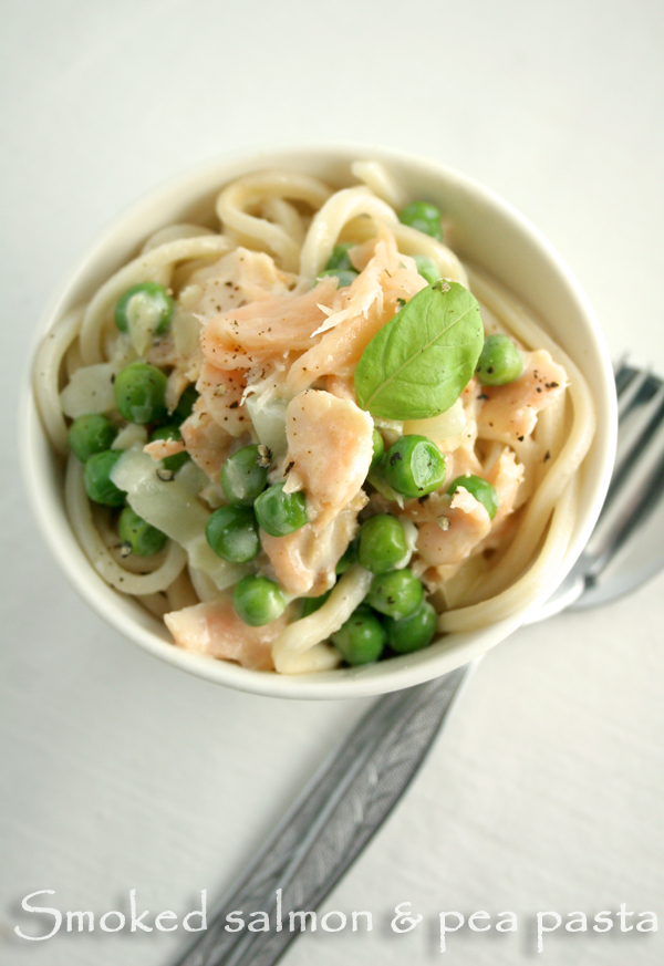 Smoked salmon pasta recipes vodka