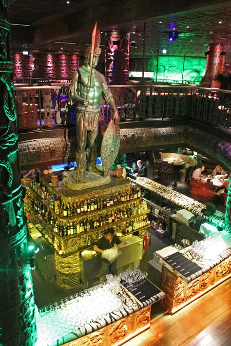 Post image for Shaka Zulu, London