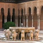 AlhambraLionCourt © J Horak-Druiff 2010