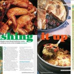 """Foodies of the World"" and ""Creating a Meal You'll Love"" – CookSister in  print!"