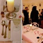The Underground Restaurant for an Eat Pray Love dinner
