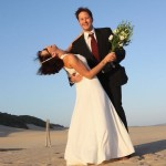 I still do – renewing our marriage vows at the Cape St Francis resort