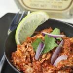 Mexican pork pibil (cochinita pibil)