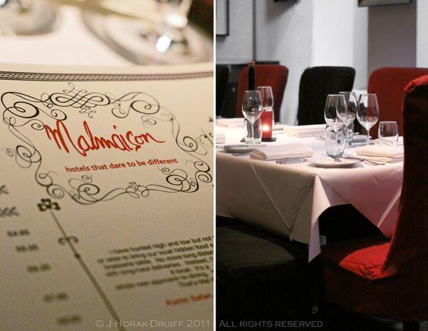 Malmaison Brasserie © J Horak-Druiff 2013