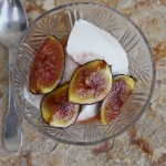 Honey-roasted figs with Greek yoghurt – sweet simplicity