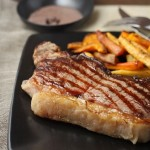 How to cook a perfect sirloin steak – with Tasmanian pepper sauce