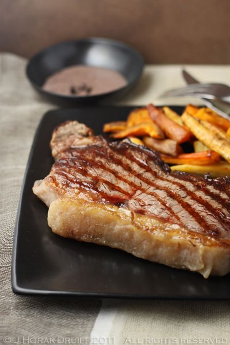 Post image for How to cook a perfect sirloin steak – with Tasmanian pepper sauce