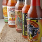 A hot chilli sauce tasting – 5 sauces compared