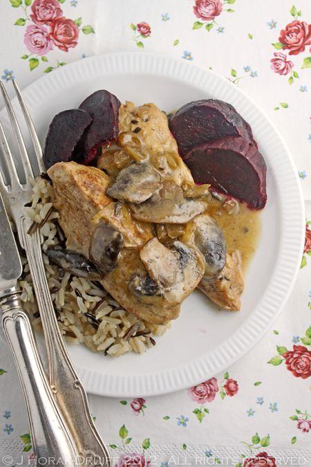 ChickenMarsalaBeet © J Horak-Druiff 2013