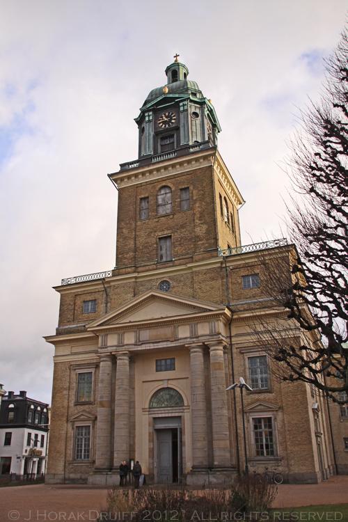 Gothenburg Cathedral © J Horak-Druiff 2012