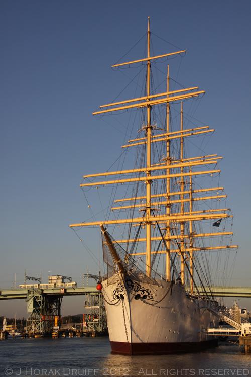 Gothenburg Sail Boat 2 © J Horak-Druiff 2012