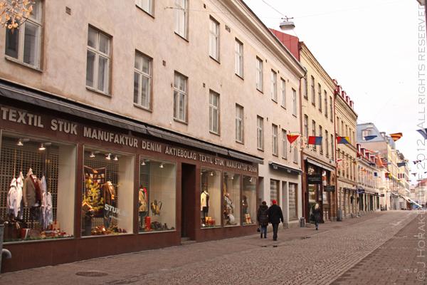 Goteborg shopping streets 1 © J Horak-Druiff 2012