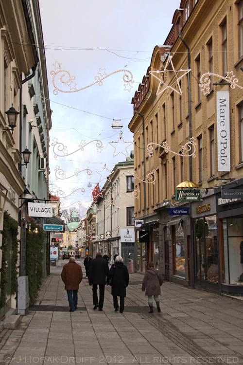 Goteborg Shopping Streets 2 © J Horak-Druiff 2012