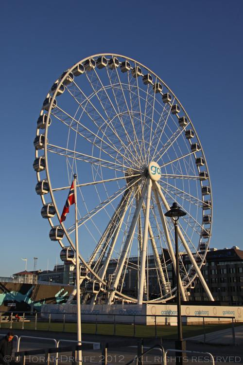 Gothenburg wheel © J Horak-Druiff 2012