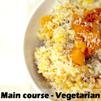 Main Course - Vegetarian