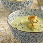 Cream of Asparagus soup © J Horak-Druiff 2012