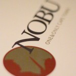 Nobu @ One&Only Cape Town