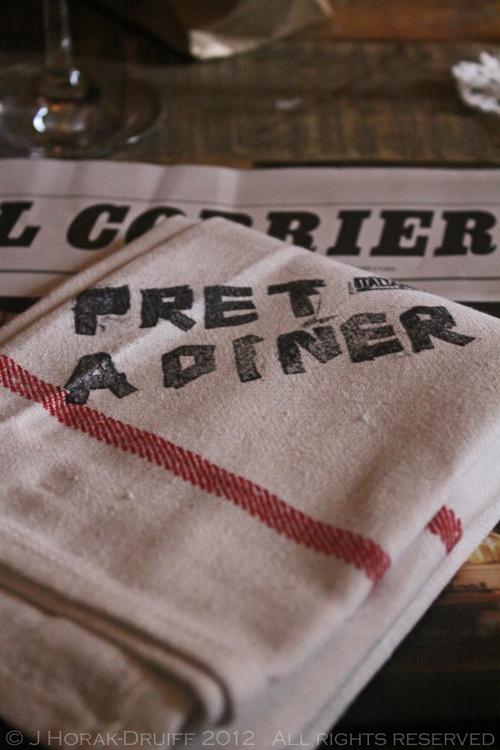 Pret a Diner © J Horak-Druiff 2012