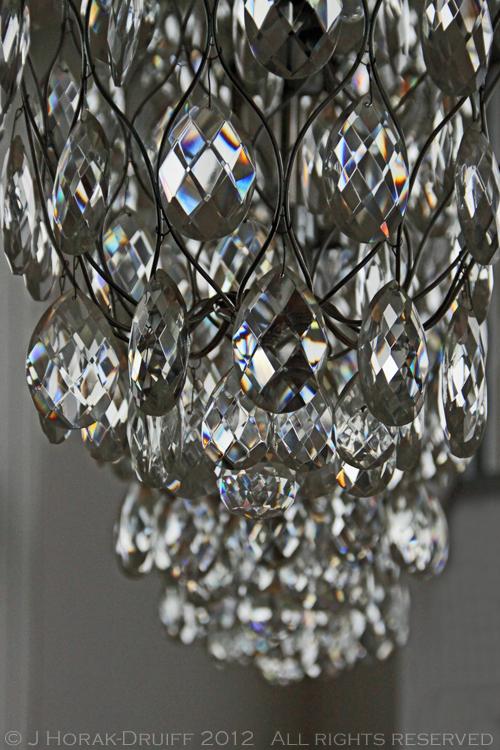 Saturday Snapshots chandelier © J Horak-Druiff 2012