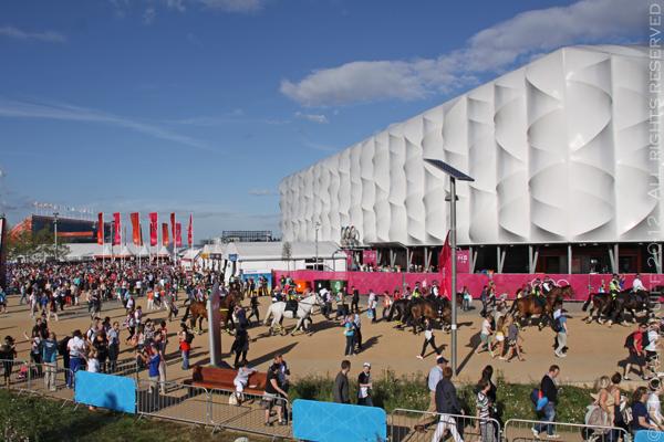 LondonOlympicsBasketballArena © J Horak-Druiff 2012
