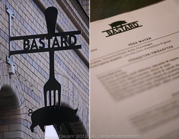Bastard title © J Horak-Druiff 2012