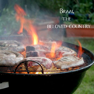 Braai the Beloved Country logo © J Horak-Druiff 2012