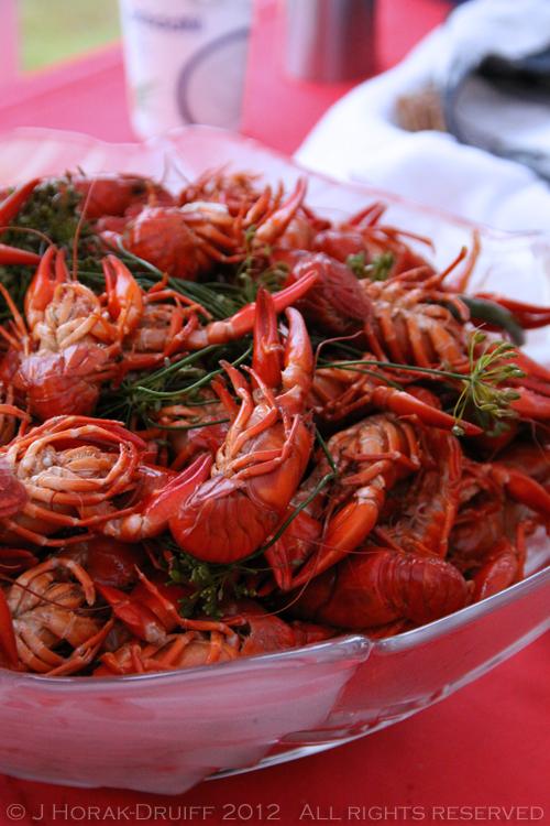 Malmo crayfish party title © J Horak-Druiff 2012