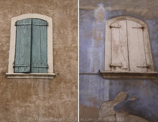 Menerbes shutters © J Horak-Druiff 2012