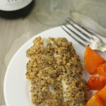 Easy mustard-crusted fish fillets